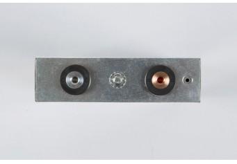 36130锂电池铝壳上盖